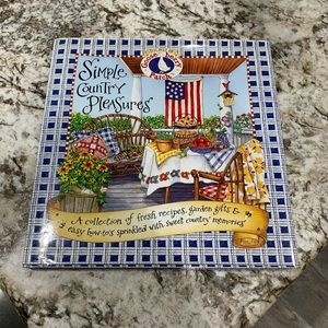 Goose berry Patch Simple Country Pleasures Book